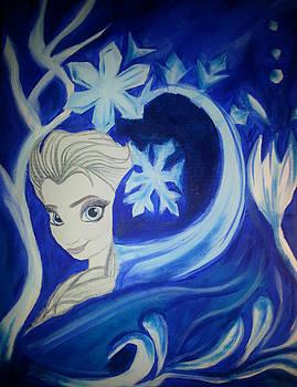 Frozen by Tiffany  Rios