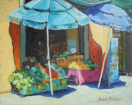 Fruit and Vegetables by Donna Dickson
