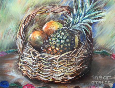 Fruit Basket by Melanie Alcantara Correia