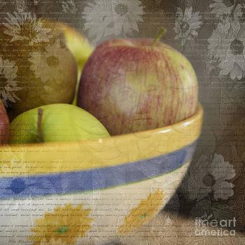 Fruit bowl by Alex Rowbotham