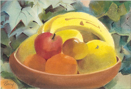 Fruit Bowl by Pat Percy