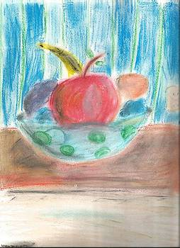 Fruit Bowl by Sidney Meyers