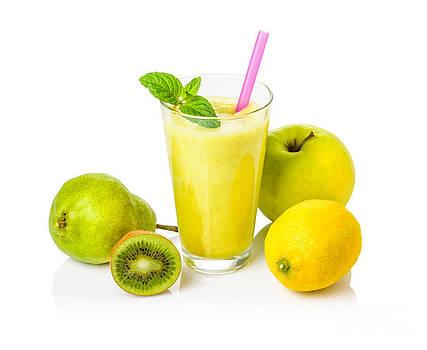 Fruit shake made from fresh fruit by Palatia Photo