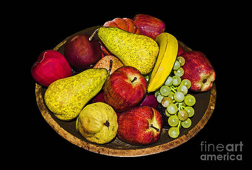 Paul Mashburn - Fruit Study