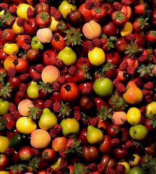 Fruit by Wanda J King