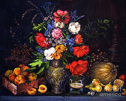 Fruits and Flowers by Elena Yalcin