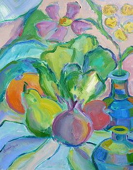 Fruits and Veggies  by Brenda Ruark