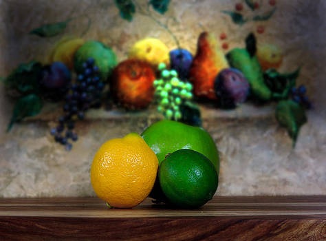Fruits Galore by Cecil Fuselier