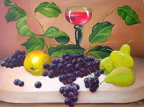 Fruits by Wagner Chaves