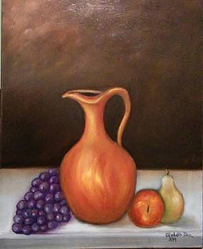 Frutas Prohibidas by Elizabeth Diaz