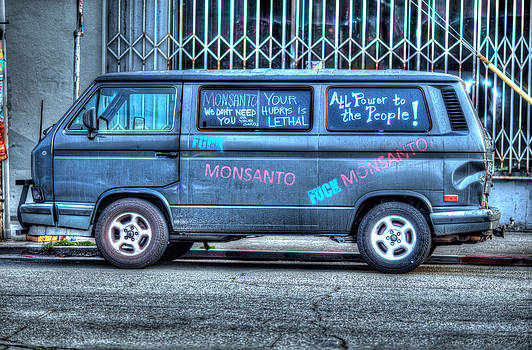 Fuck Monsanto by Digiblocks Photography