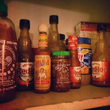 Fuego! The Essentials #inthecupboard by Diego De Leon