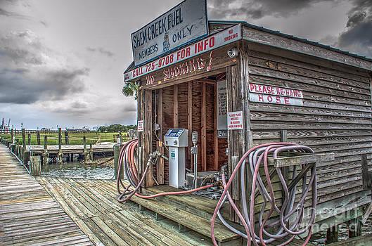 Dale Powell - Fuel Dock