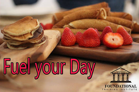 Fuel Your Day by Barry R Jones Jr