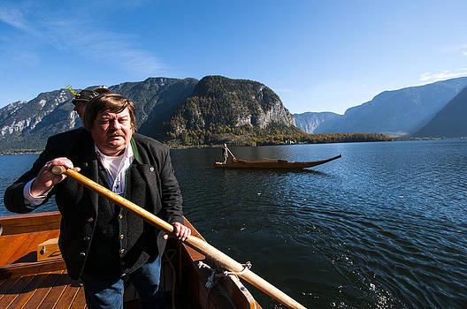 Matt Swinden - Fuhr Boats on Hallstatter See
