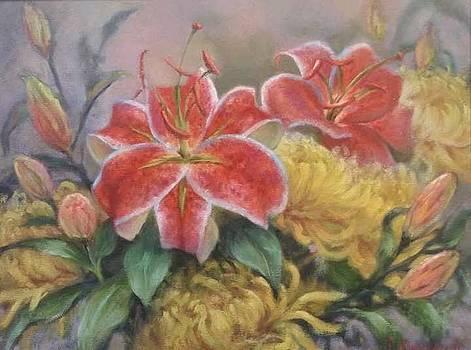 Full Bloom by Sharon Weaver