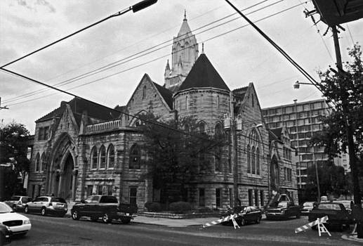 Full Mission Baptist Church by Patrick Degan