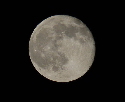Full Moon 6/13/2014 by G Matthew Laughton