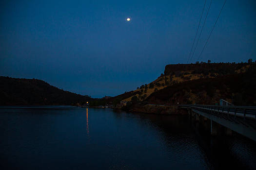 Full Moon  by Brian Williamson