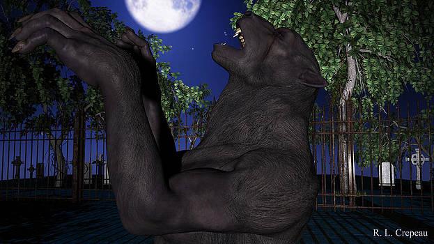 Robert Crepeau - Full Moon