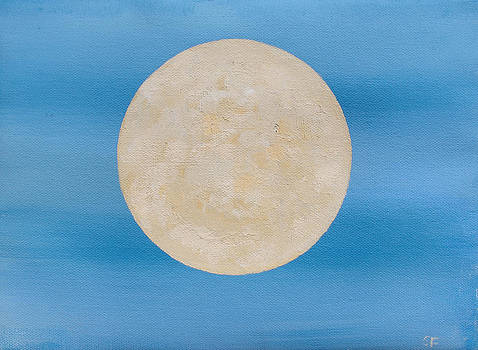 Full Moon by Steven Fleit