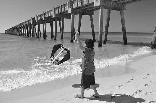 Fun At the Beach by Vonda Barnett