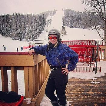 Fun Day On The Slopes! by Susan Neufeld