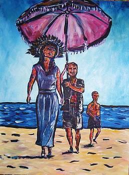 Fun In The Sun by Linda Vaughon
