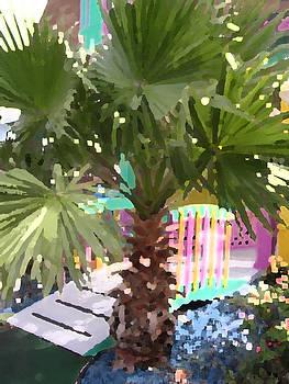 Fun Palm 2 by Mickey Krause