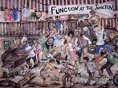 Function at the Junction by Laneea Tolley