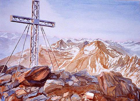 Funduspfeiler by Fritz Engelhardt