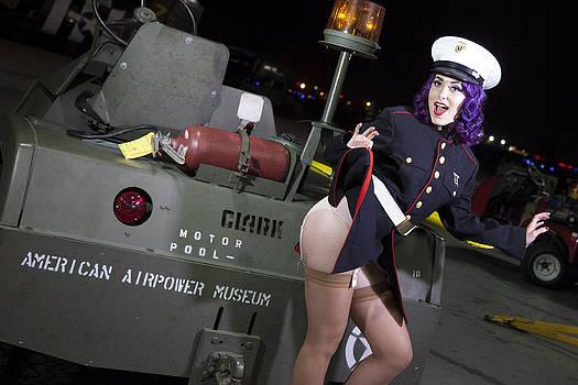 Funky Marine by Denise Rafkind