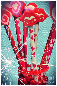 Sophie Vigneault - Funky Pencils