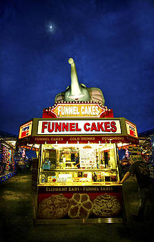 Funnel Cakes by Mark Andrew Thomas