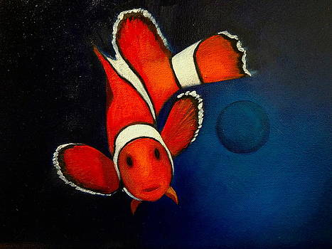 Funny Fish by Alicia Hayes
