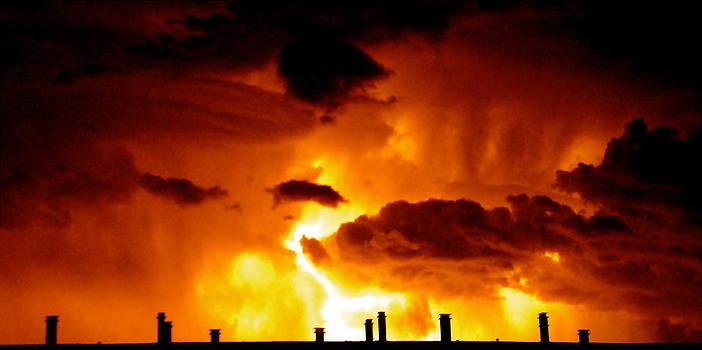Marc Philippe Joly - Furious Sky