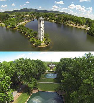 Furman Collage by Rick Lecture