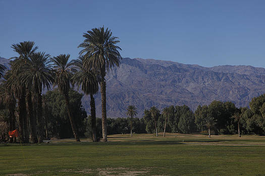 Susan Rovira - Furnace Creek Golf Course