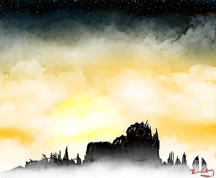 Future Skyline by Thomas OGrady