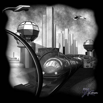 Future Terminal by Itay Cohen
