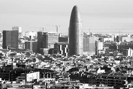 Ramunas Bruzas - Futuristic Barcelona