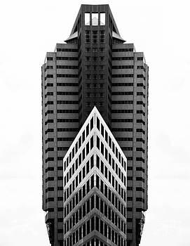 Futuristic building 2 by Daniela White
