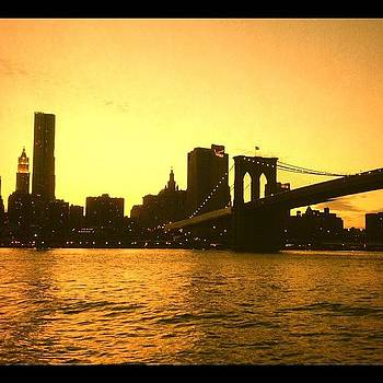 #fx_photostudio, #brooklyn_bridge, #nyc by Jan Pan