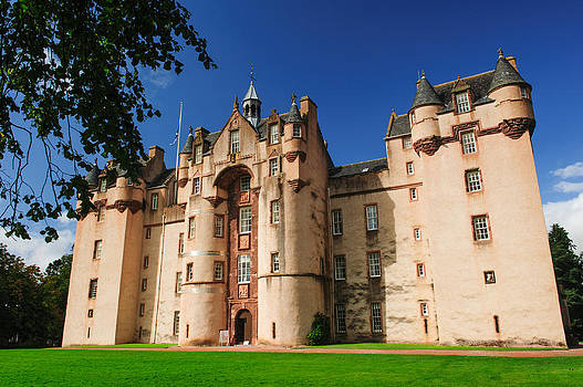 David Ross - Fyvie Castle