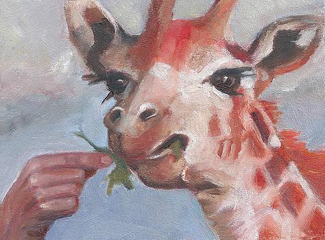 G is for Giraffe by Jessmyne Stephenson