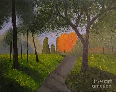 Gabby's Path by Tanja Beaver