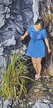 Gabriela by Roger Clark