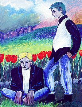 Gabrielle and Ben by Terrie  Rockwell