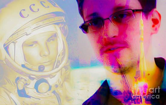 Algirdas Lukas - Gagarin and Snowden
