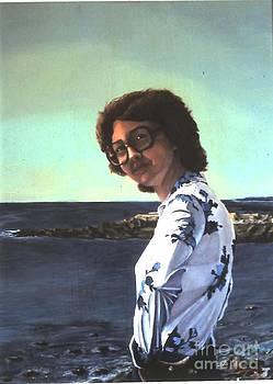 Gail at Bar Harbor by Michael John Cavanagh